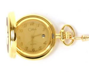 Colibri pocket watch